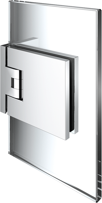 8130 Flamea+ Glass/Wall hinge 90°