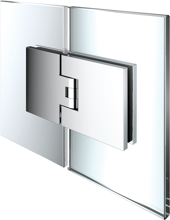 8132 Flamea+ Glass/Glass hinge 180°